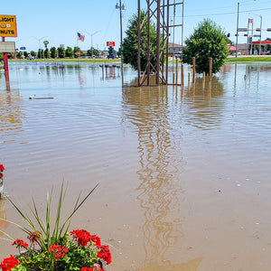 Flooding in Kearney, NE - Stagecoach