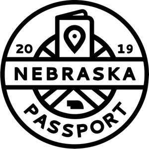 Nebraska Passport - Stagecoach