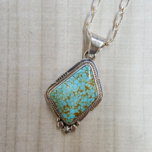 Number 8 Turquoise Jewelry