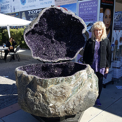 The World's Greatest Jewelry and Mineral Show - Tucson