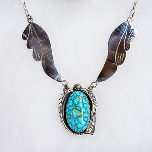 Turquoise Mountain Jewelry by Gary Glandon - Stagecoach