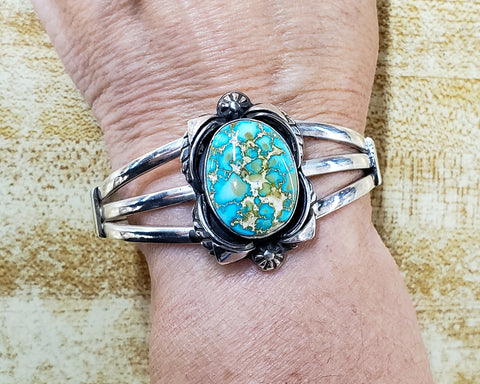 Handmade Turquoise Jewelry by Gary Glandon - Stagecoach
