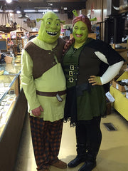 Shrek and Fiona - Stagecoach - Kearney, NE