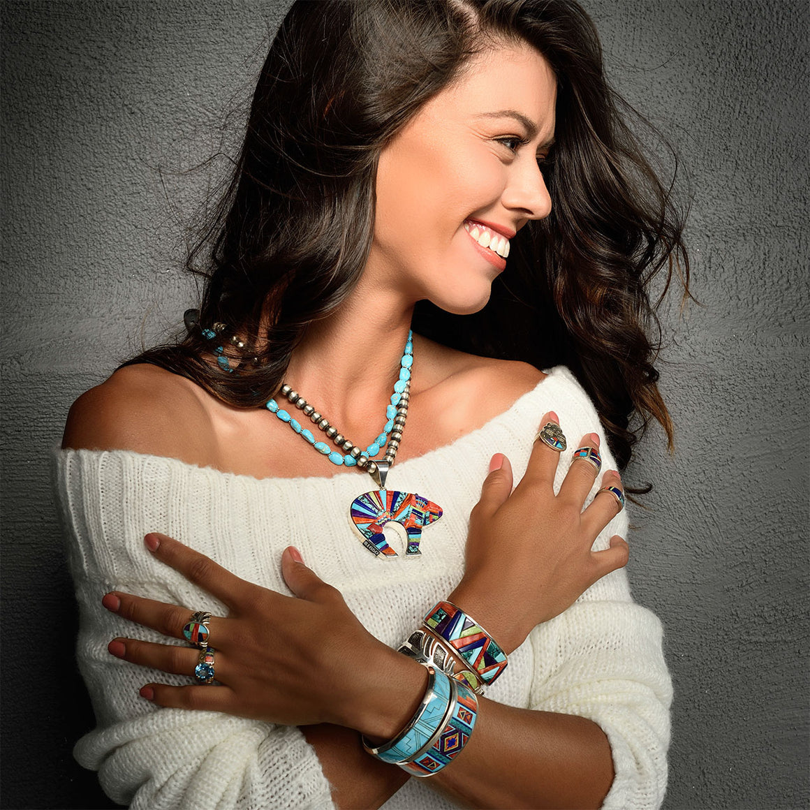 Stand Out with Native American Jewelry