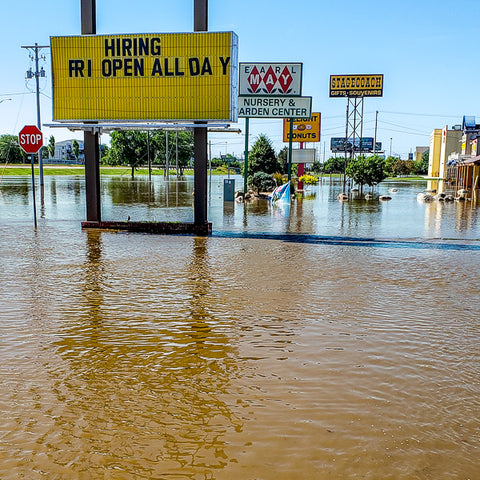 Kearney Flood of 2019 - Stagecoach