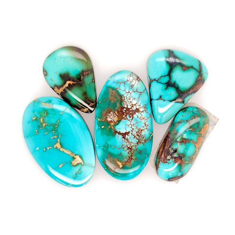 Royston Turquoise Stones - Otteson Brothers Turquoise