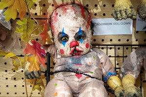 Clown Forevermore Doll