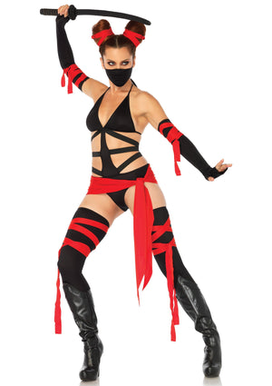 Killer Ninja Costume - Leg Avenue