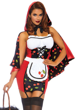 Rockin' Miss Red Costume - Leg Avenue