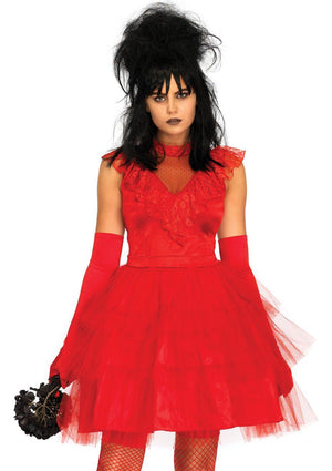 Beetle Bride Lydia Costume - Leg Avenue