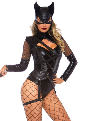 Villainess Vixen Costume - Leg Avenue