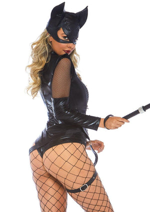 Villainess Vixen Costume Back - Leg Avenue