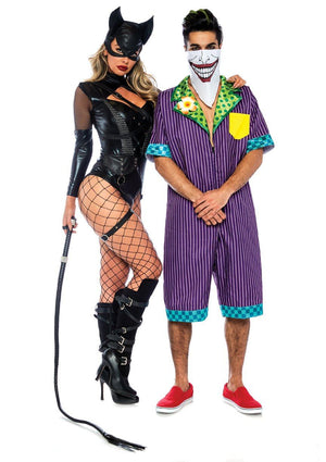 Super Villain and Villainess Costumes - Leg Avenue