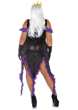 Sultry Sea Witch Costume