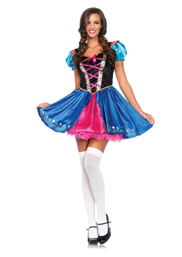 Costume - Alpine Princess Costume