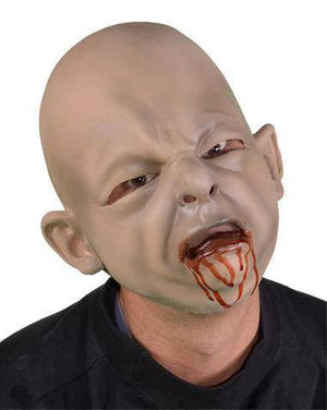 Costume - Big Zombie Baby Mask