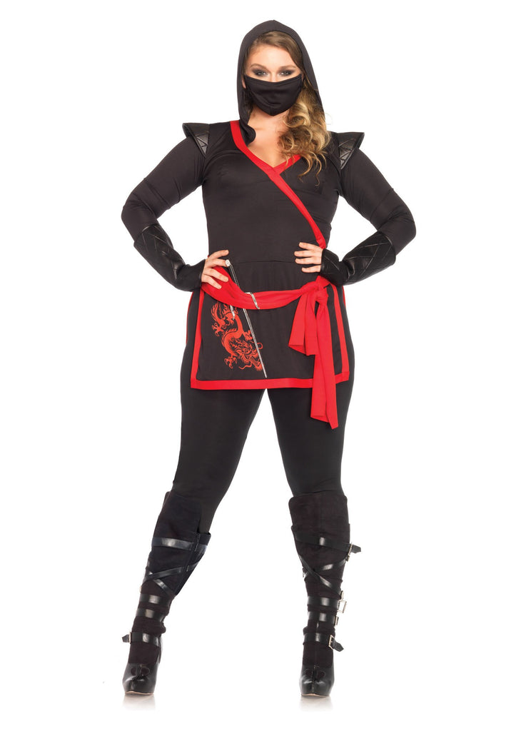 Costume - Black Ninja Assassin