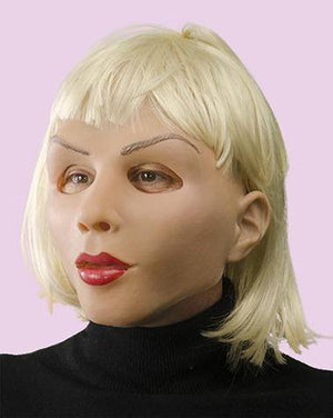 Costume - Blonde Bombshell Mask