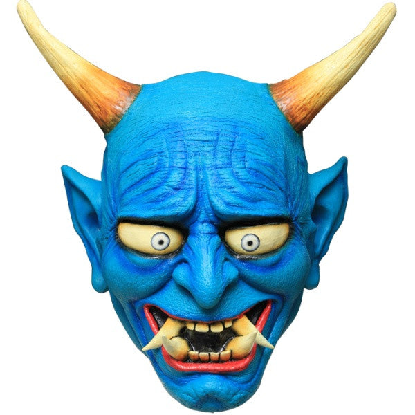 Costume - Blue Oni Demon Mask