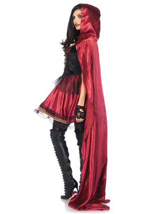 Costume - Captivating Miss Red Riding Hood Costume - Little Red Riding Hood