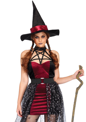 Celestial Witch Costume