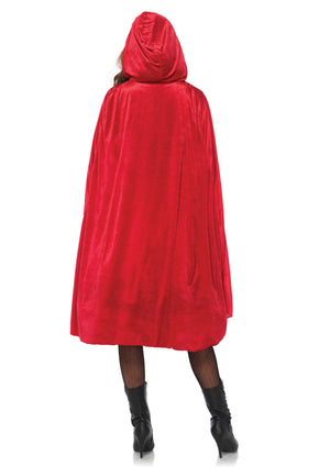 Costume - Classic Red Riding Hood Costume - Little Red Riding Hood