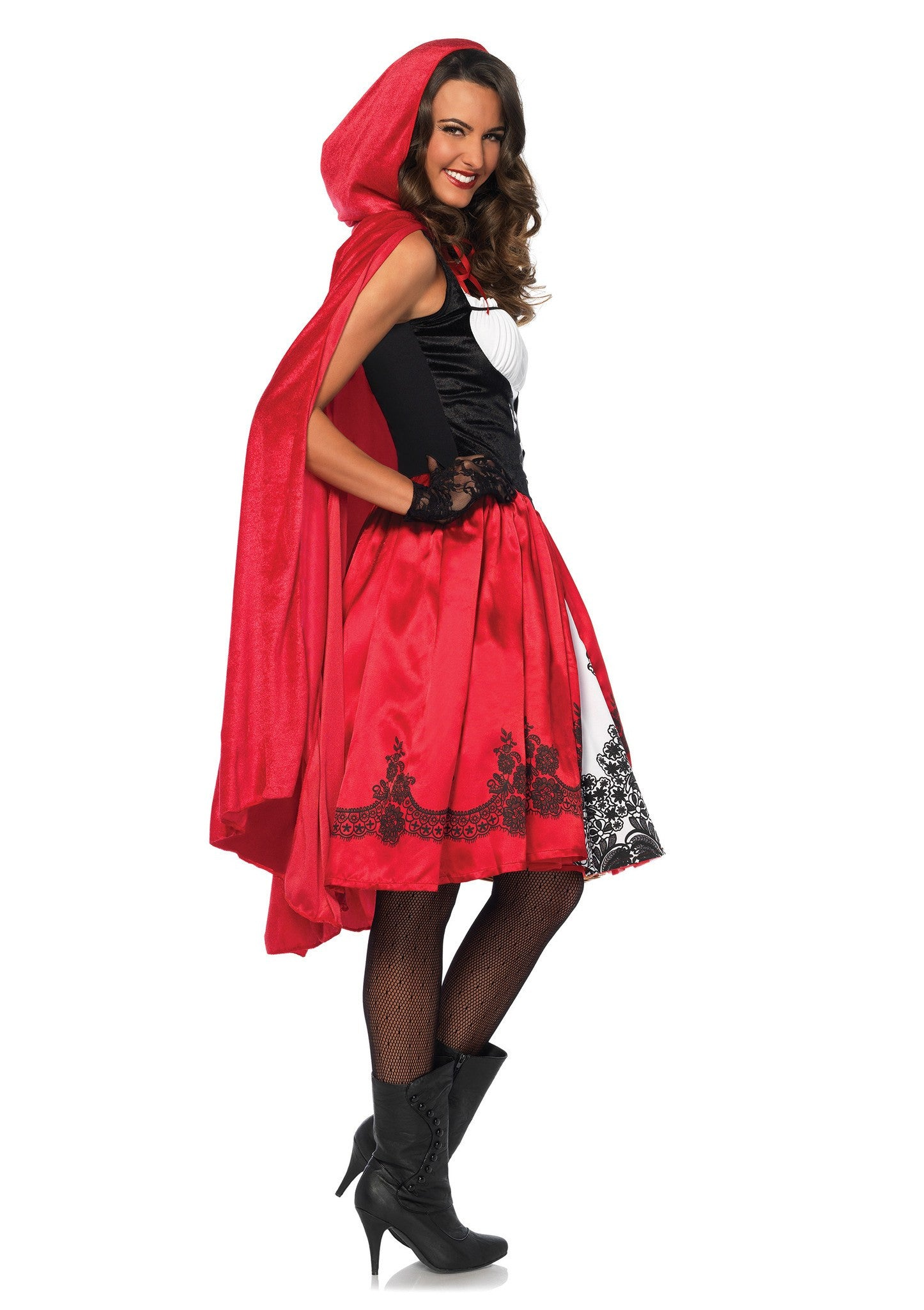 Classic Red Riding Hood Costume - Little Red Riding Hood - Stagecoach 894c2b212