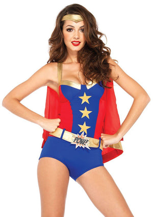 Comic Book Girl Costume