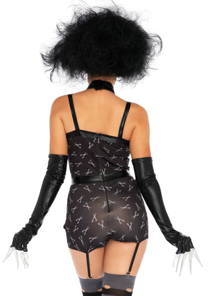 Creepy Scissor Sweetie Costume