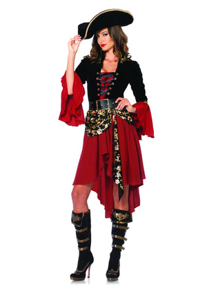 Costume - Cruel Seas Captain Costume