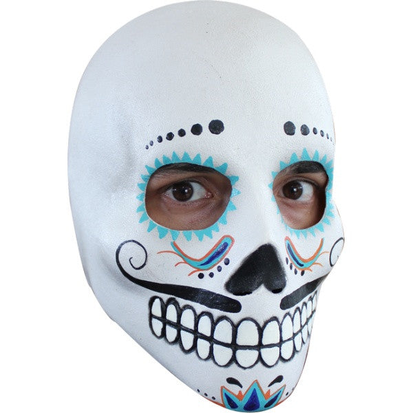Costume - Deluxe Day Of The Dead Catrin Mask