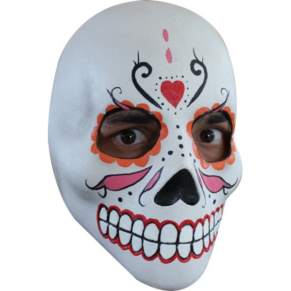 Costume - Deluxe Day Of The Dead Catrina Mask