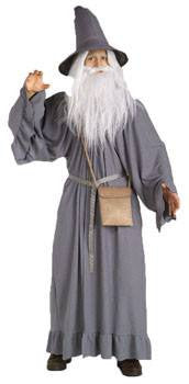 "Costume - Deluxe Gandalf ""Lord Of The Rings/The Hobbit"" Costume"