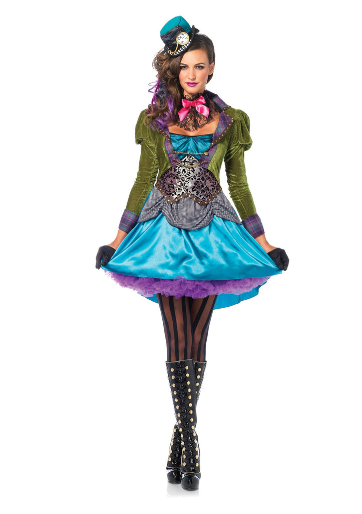 Costume - Deluxe Mad Hatter Costume