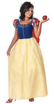 Costume - Disney Adult Snow White Deluxe Costume