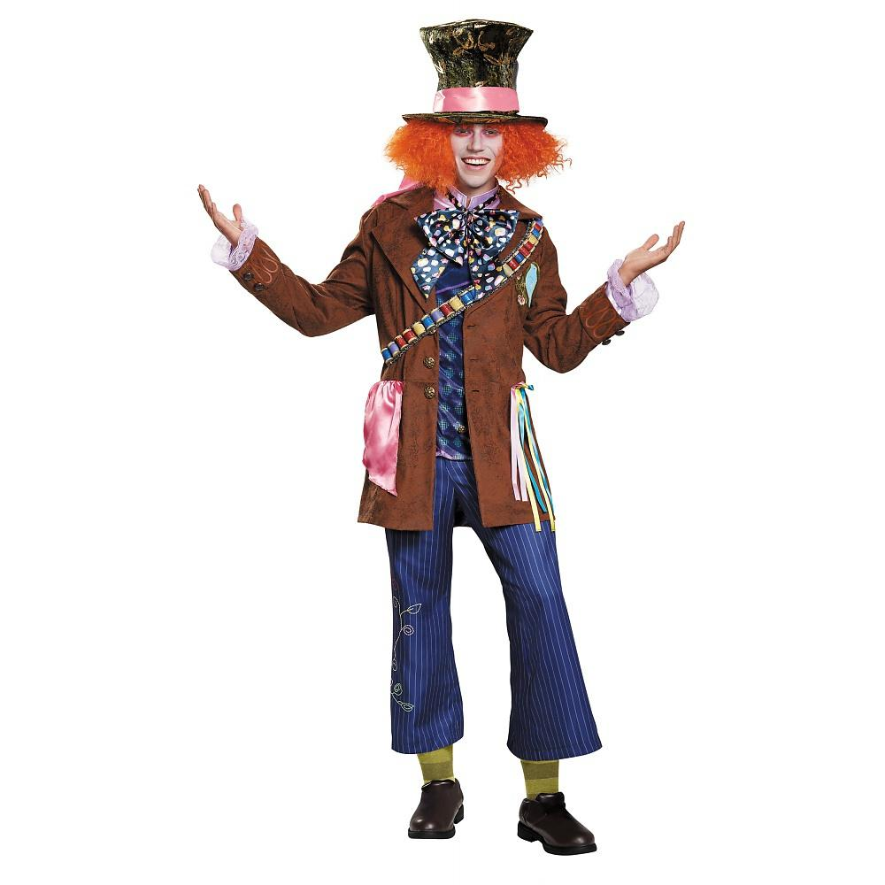 Costume - Disney Mad Hatter Prestige - Alice In Wonderland