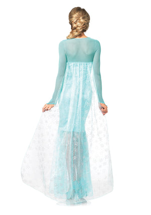 Costume - Fantasy Snow Queen Costume