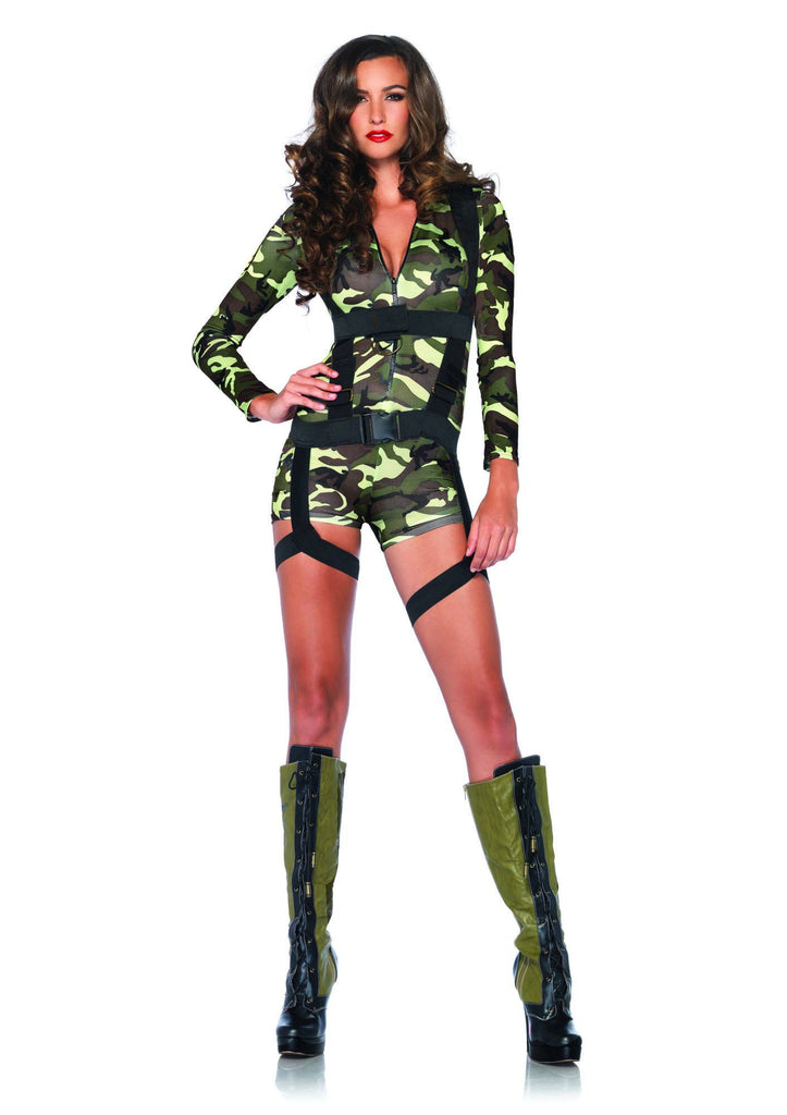 Costume - Goin' Commando Costume