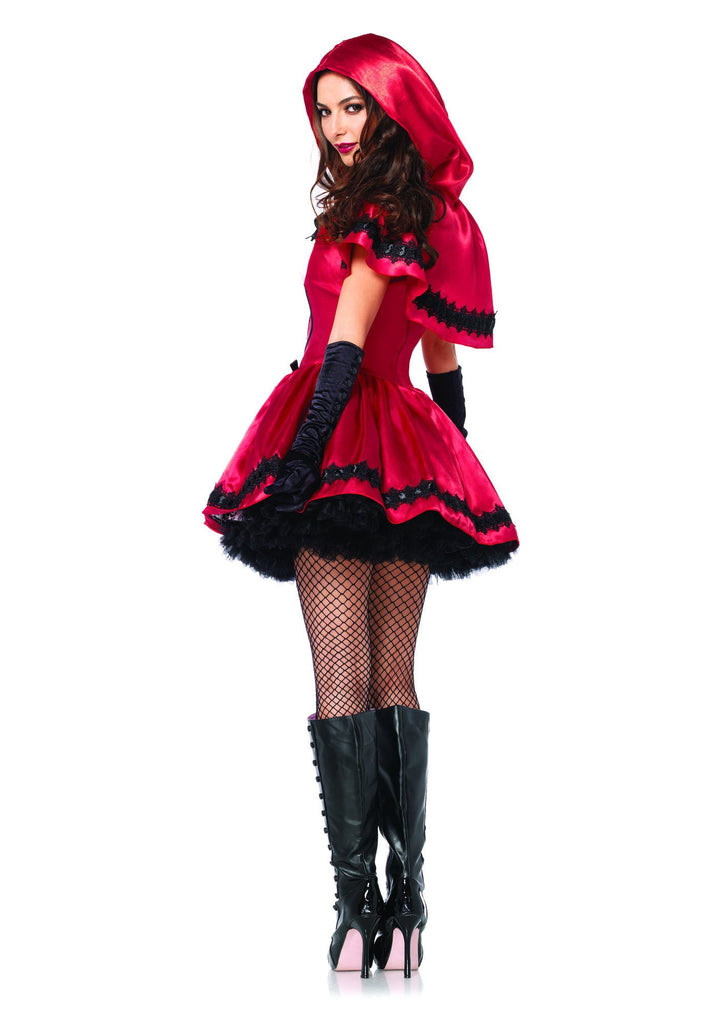 Costume - Gothic Red Costume - Little Red Riding Hood