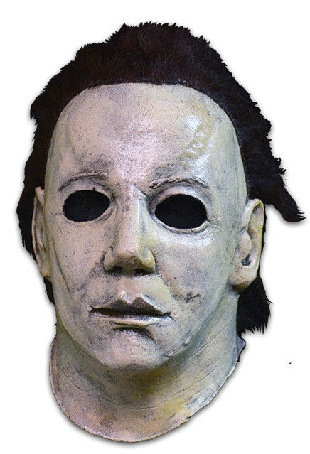 Costume - Halloween 6 The Curse Of Michael Myers Deluxe Mask