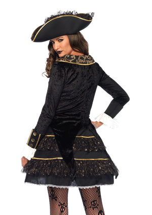 Costume - High Seas Pirate Captain