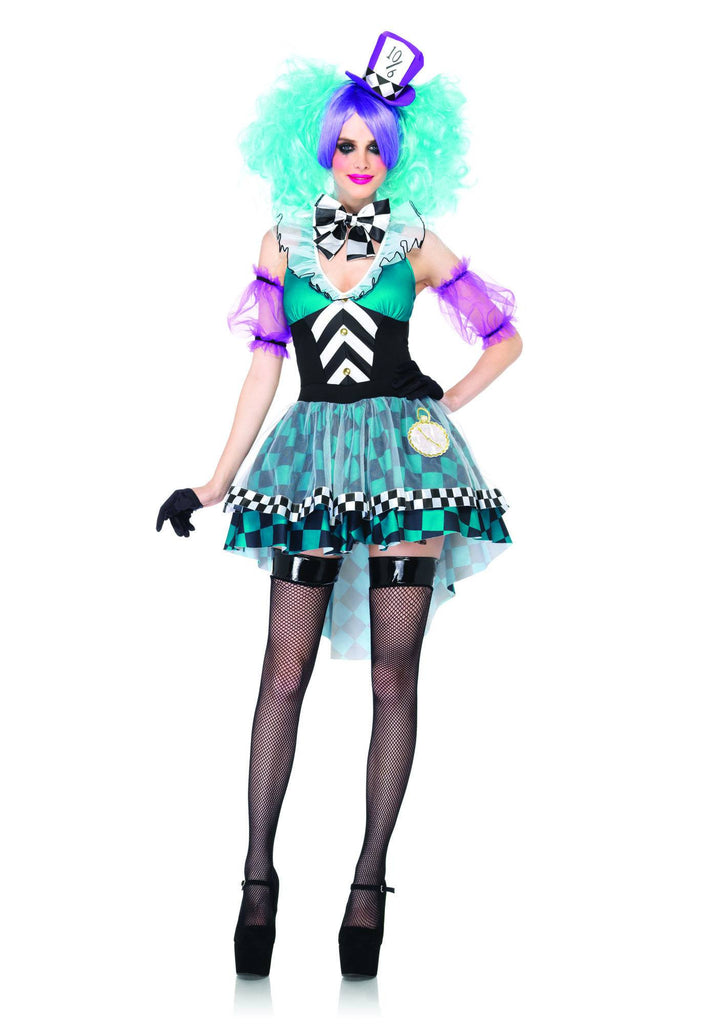 Costume - Manic Mad Hatter Costume