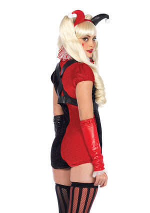 Costume - Mischief Maker (Harley Quinn) Costume