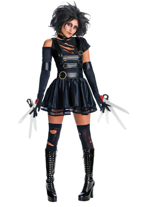 Costume - Miss Scissorhands Costume