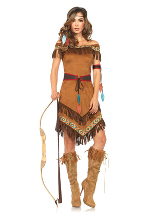 Costume - Native Princess