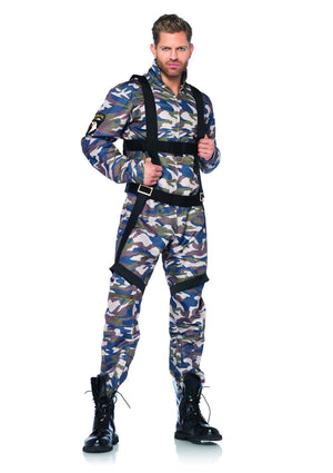 Costume - Paratrooper Men's Costume