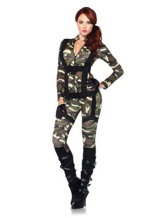 Costume - Pretty Paratrooper Costume