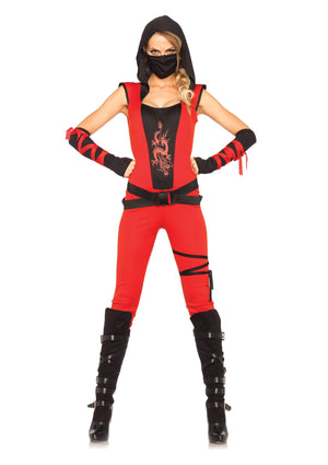 Costume - Red Ninja Assassin