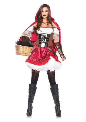 Costume - Riding Hood Rebel - Little Red Riding Hood