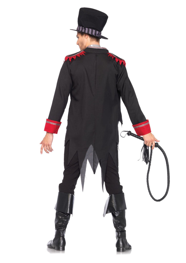 Costume - Sinister Ring Master Costume